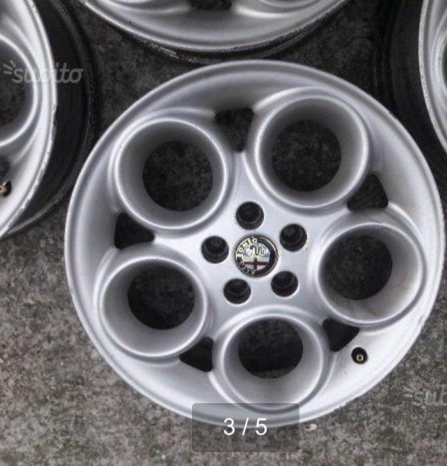 Consigli Offerta Cerchi Alfa 147