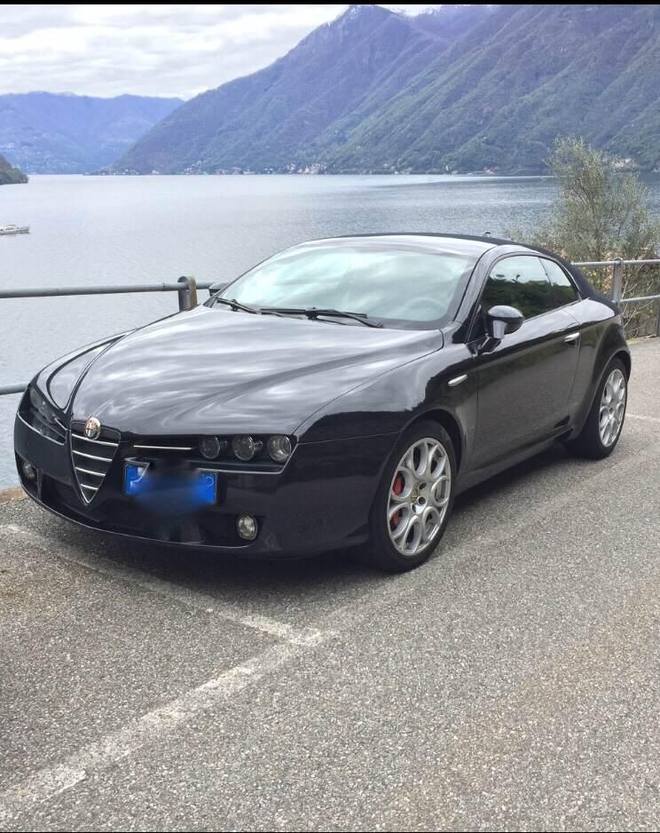 foto Alfa Romeo Brera 2400 jtdm anno 2006 210cv Como - 2