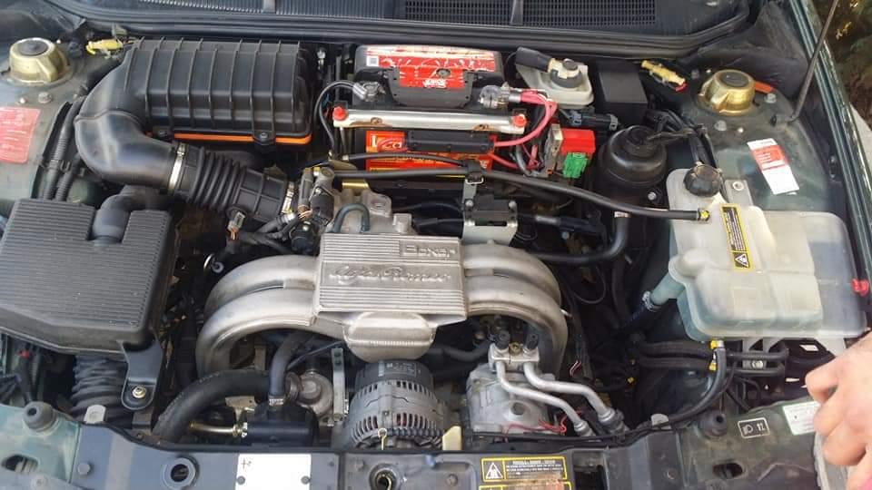 foto Alfa romeo 146 1.6 i.e motore boxer 8 valvole - 3