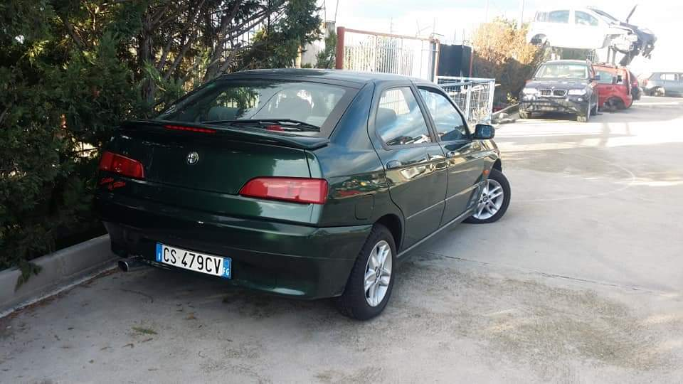 foto Alfa romeo 146 1.6 i.e motore boxer 8 valvole - 1