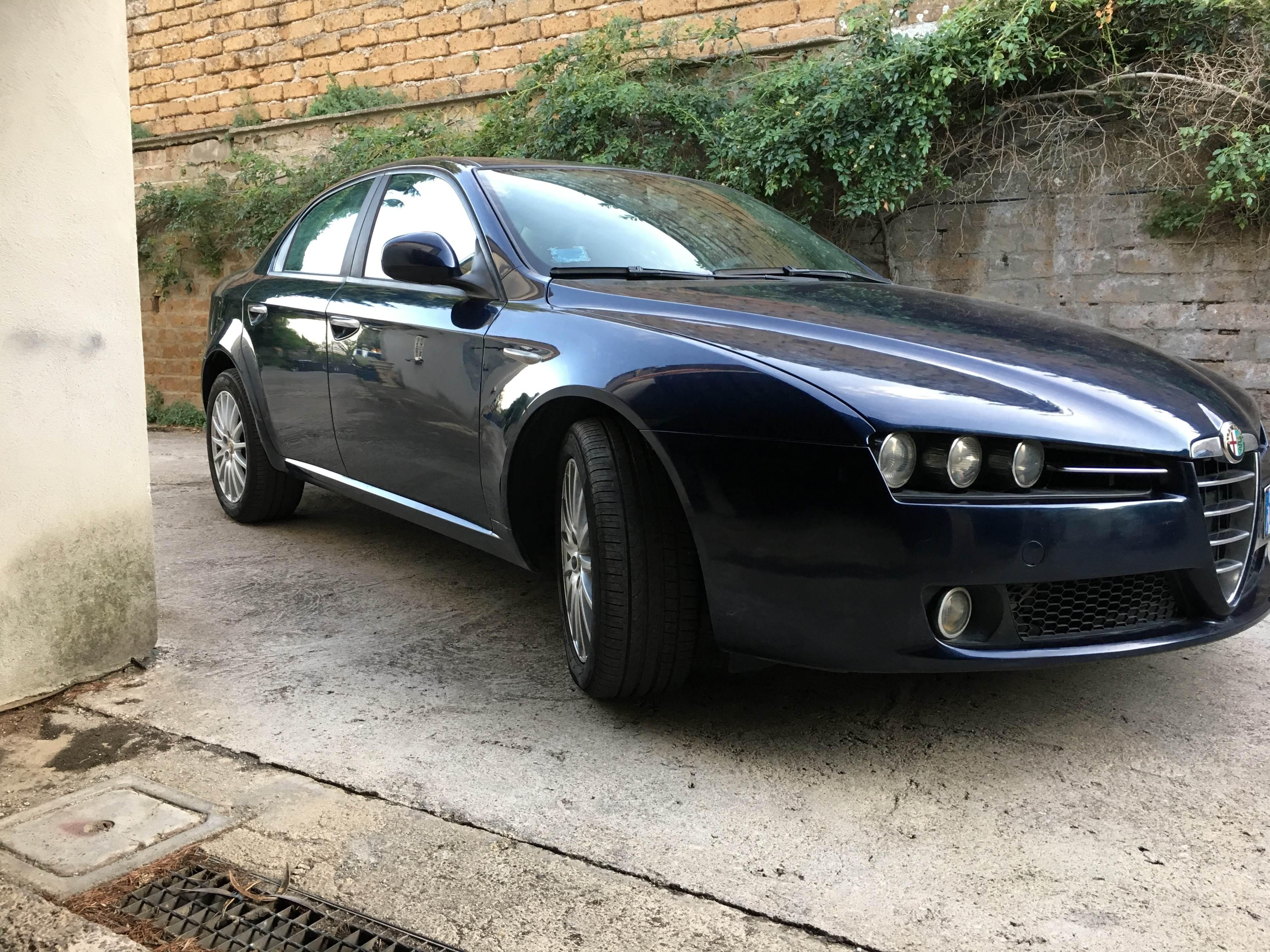 foto Alfa Romeo 159 - 1.9 JTDm 150cv - Blu metallizzato - 2007 - VT - 6