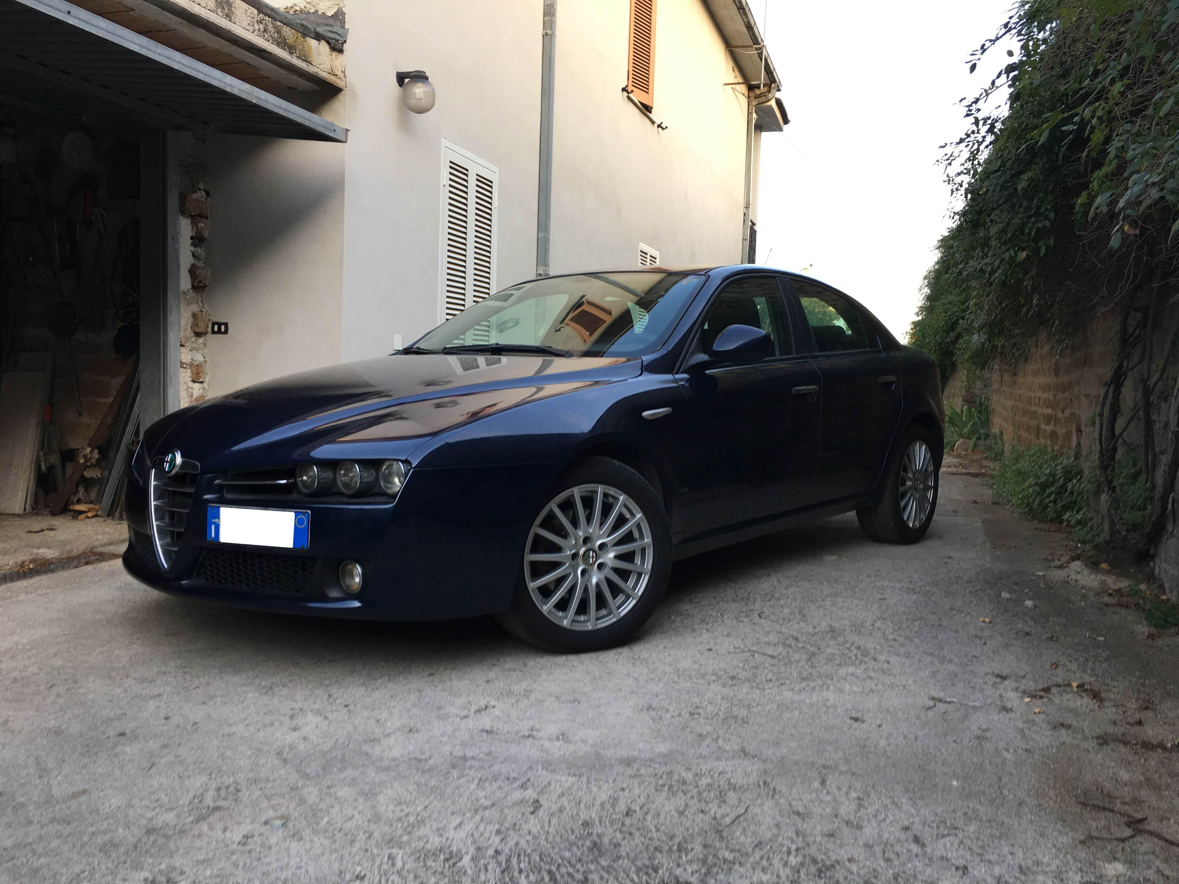 foto Alfa Romeo 159 - 1.9 JTDm 150cv - Blu metallizzato - 2007 - VT - 7
