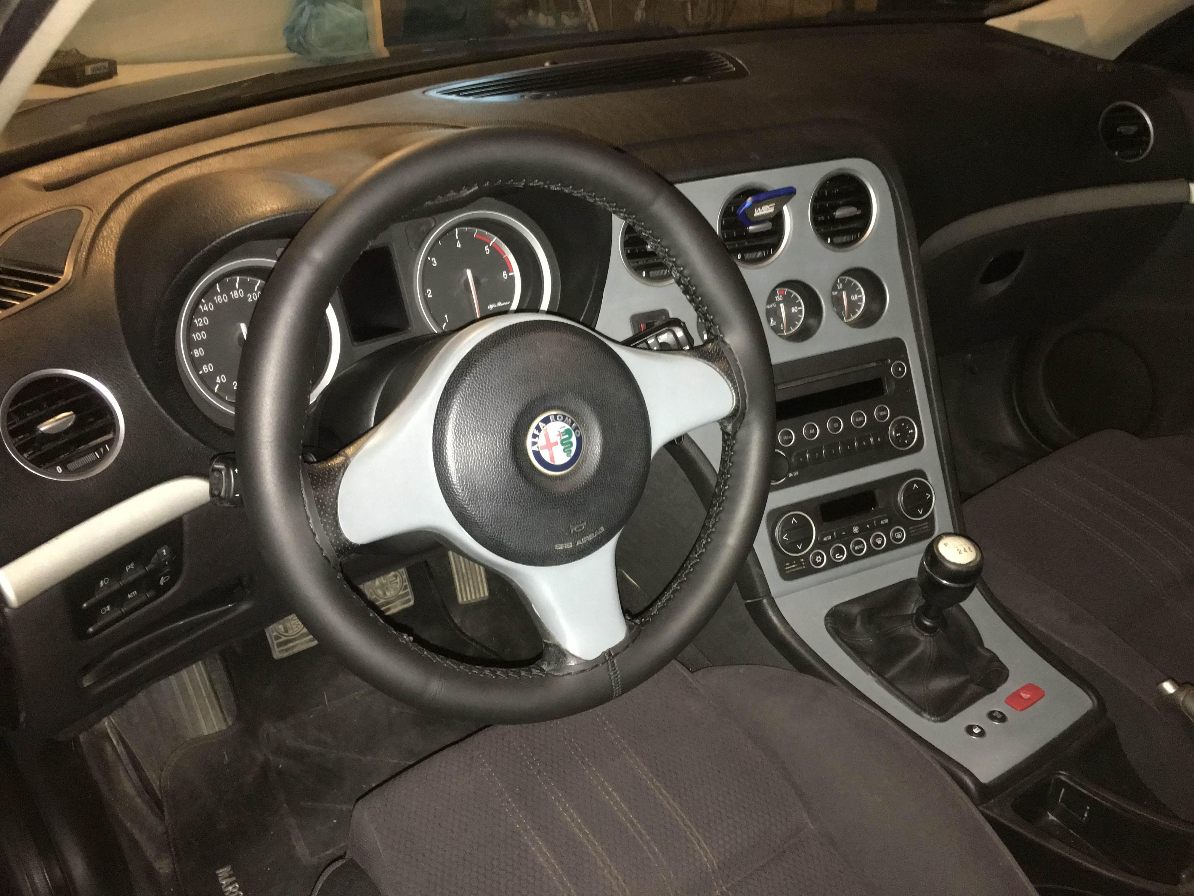 foto Alfa Romeo 159 - 1.9 JTDm 150cv - Blu metallizzato - 2007 - VT - 5