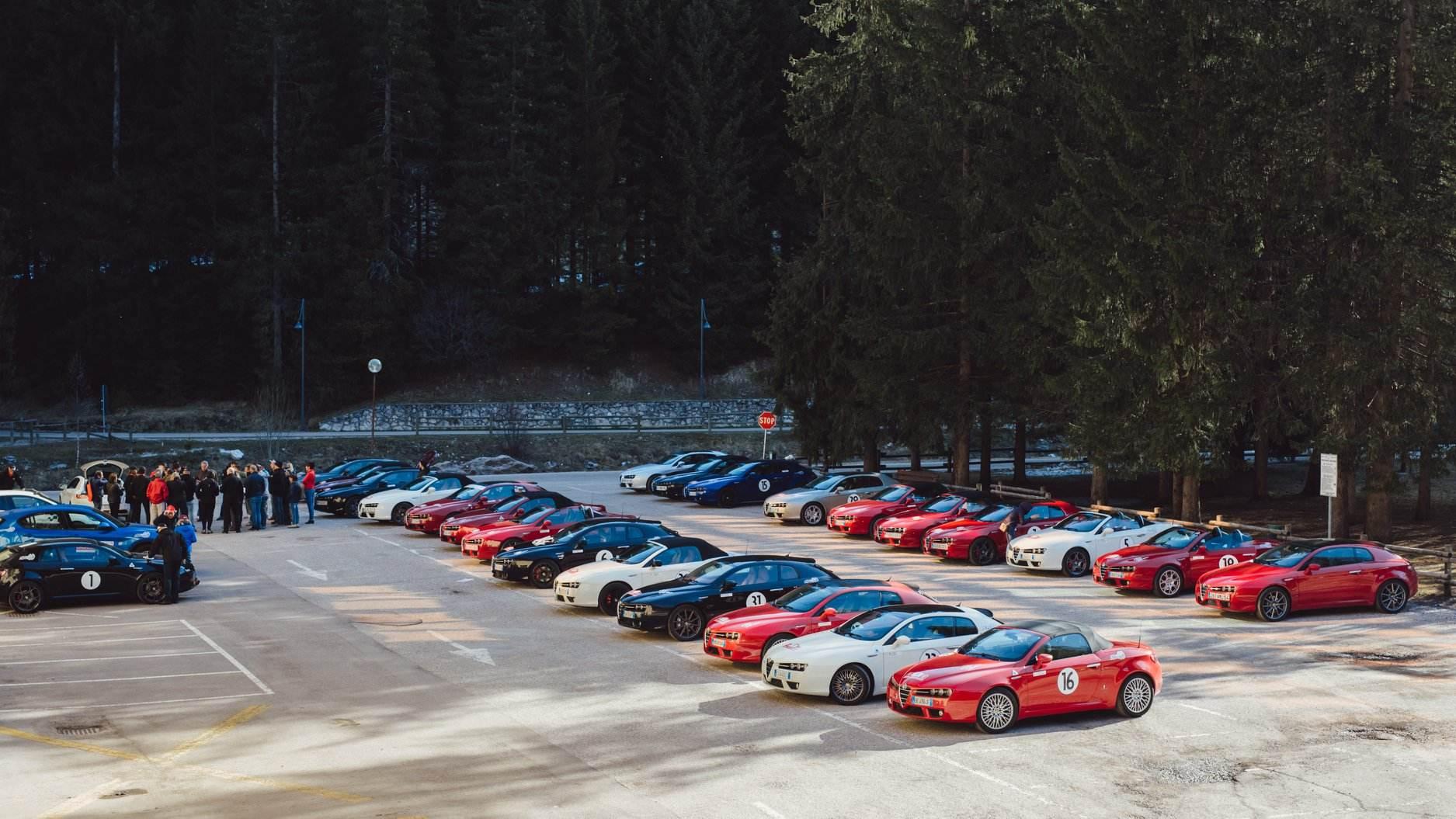 foto Alfa Romeo Spider - 3.2 V6 jts 260cv - Q4 - Bianco Ghiaccio - 2010 - RA - 1