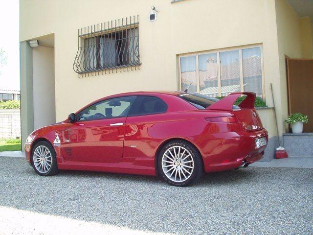 foto Alfa GT - 1.9 M-Jet 150 Cv - Distinctive - Rosso Alfa - 2005 - Torino - 1