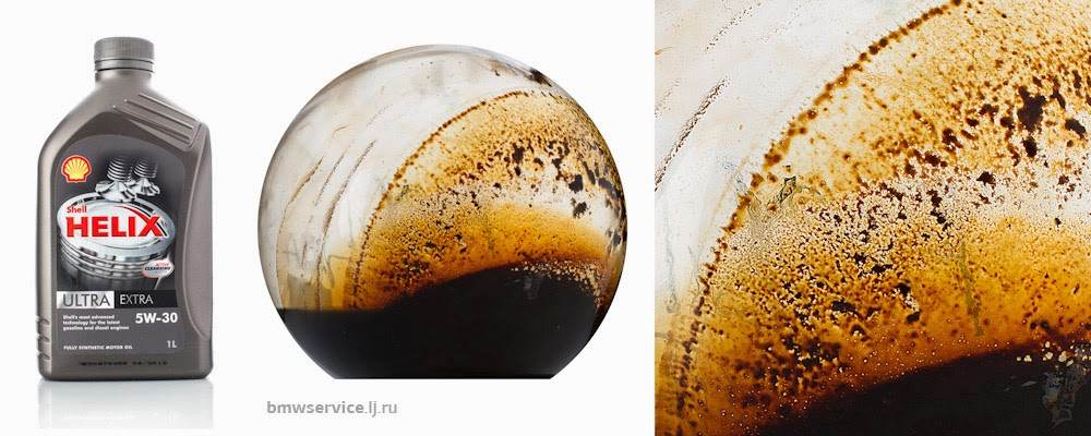 foto Stress Termico Olio Motore 400°C - 14