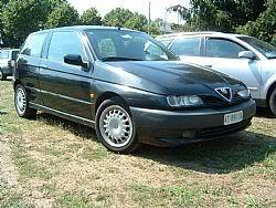 foto Alfa 145 - 1.8 t.s. L - Nero Metallizzato - 1997 - MI - 1