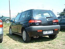 foto Alfa 145 - 1.8 t.s. L - Nero Metallizzato - 1997 - MI - 2