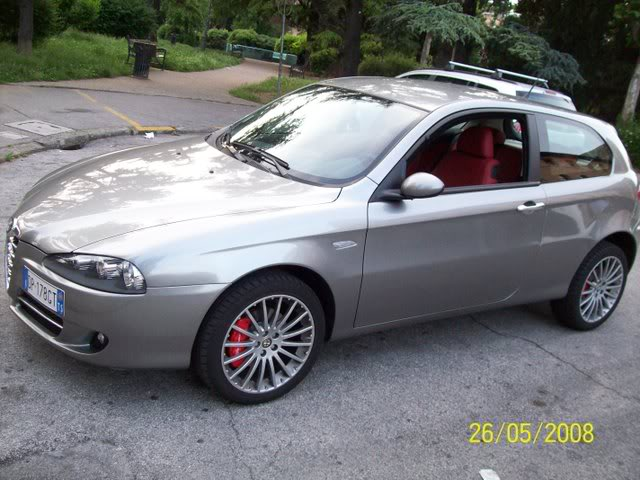 2008 Alfa Romeo 147 TI photo - 5
