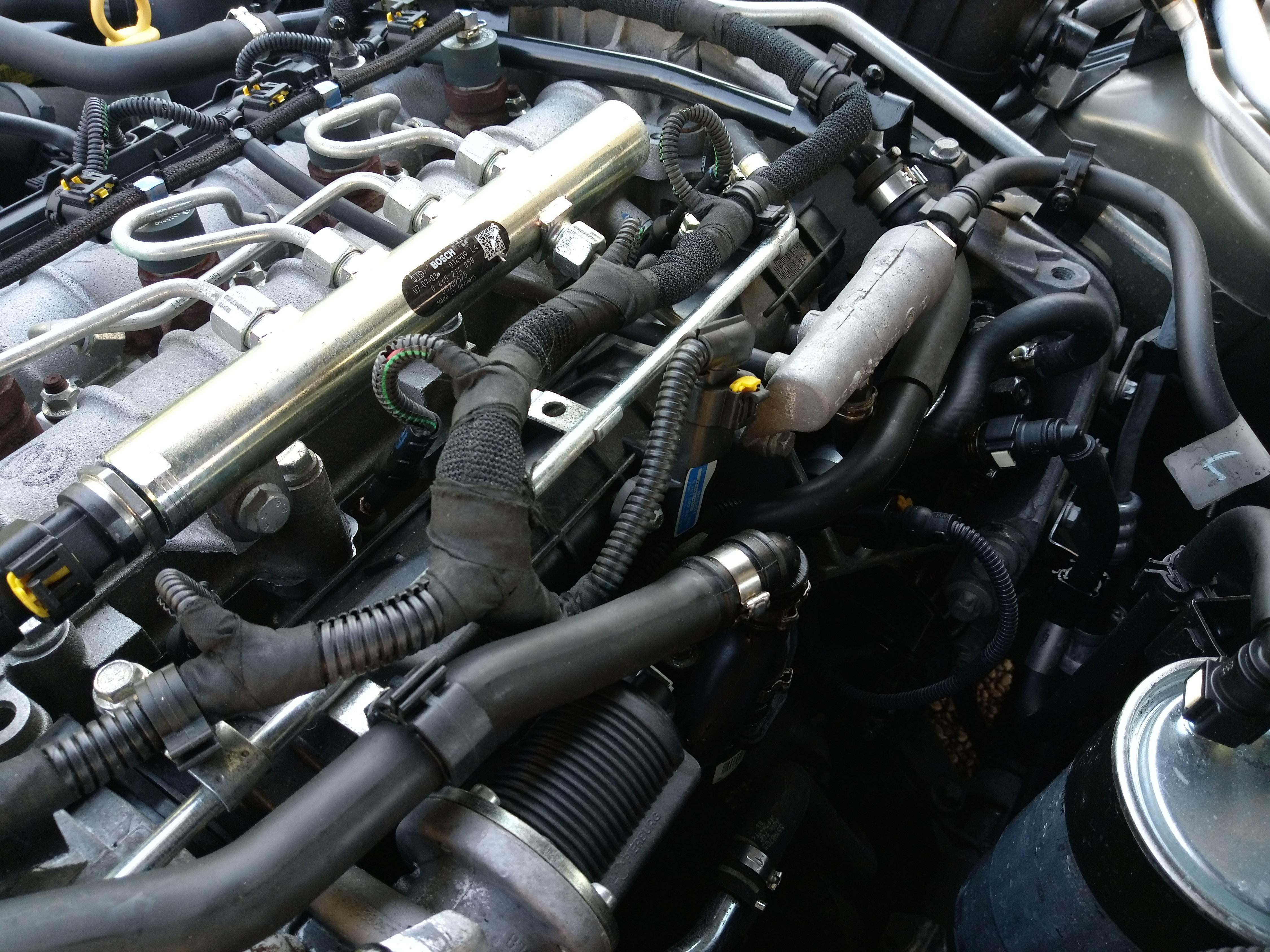 foto Eliminazione Valvole Swirl Alfa Romeo 159 Jtdm - 1