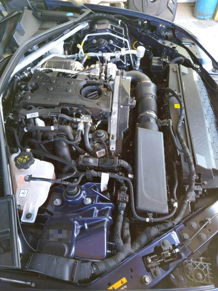 foto Descrizioni/schede vano motore Giulia diesel - 3