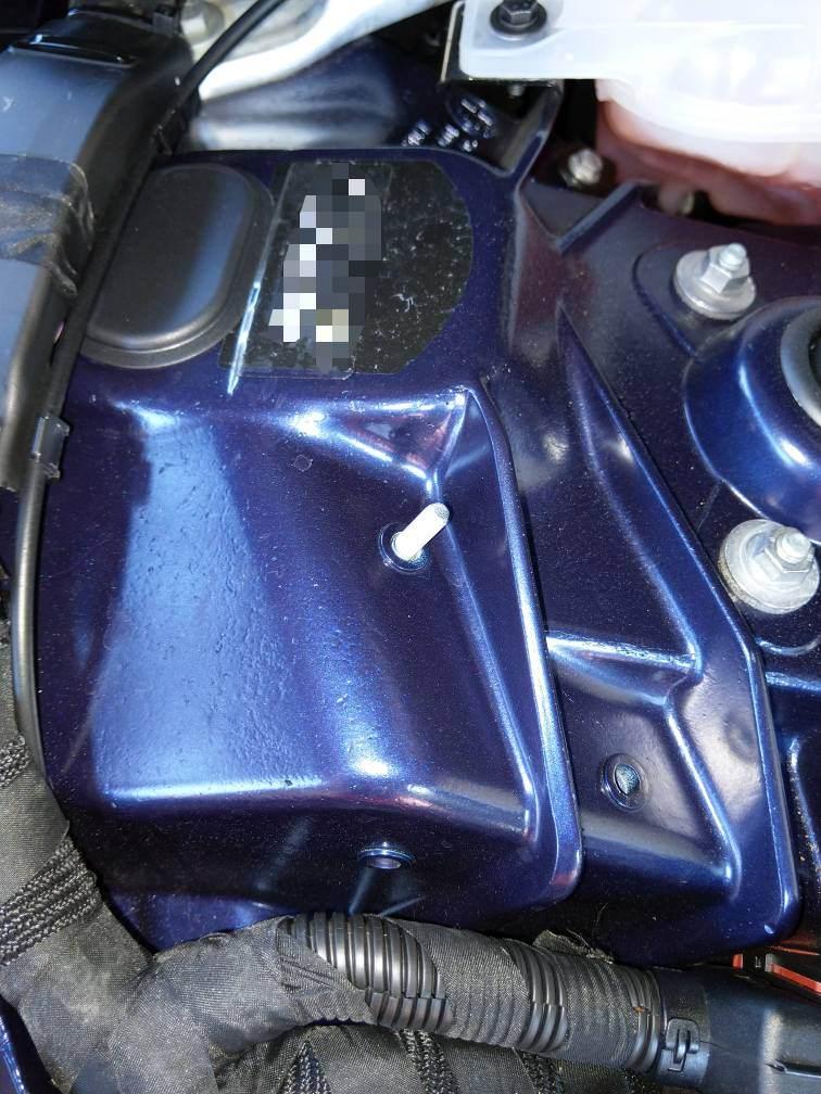 foto Descrizioni/schede vano motore Giulia diesel - 8