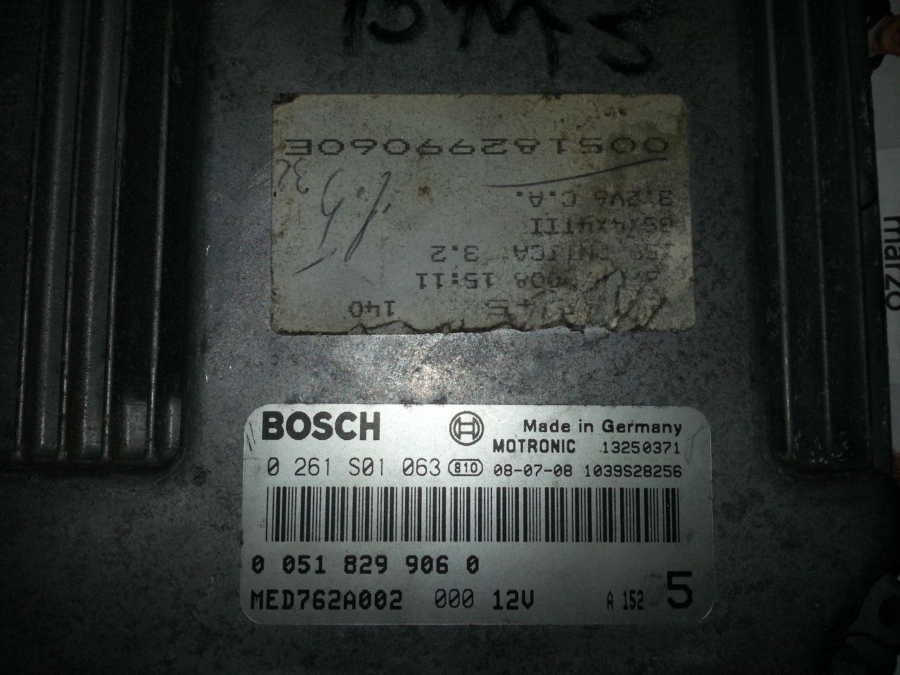 foto Eprom centralina motore alfa 159 3.2v6 q4 - urgente - 2