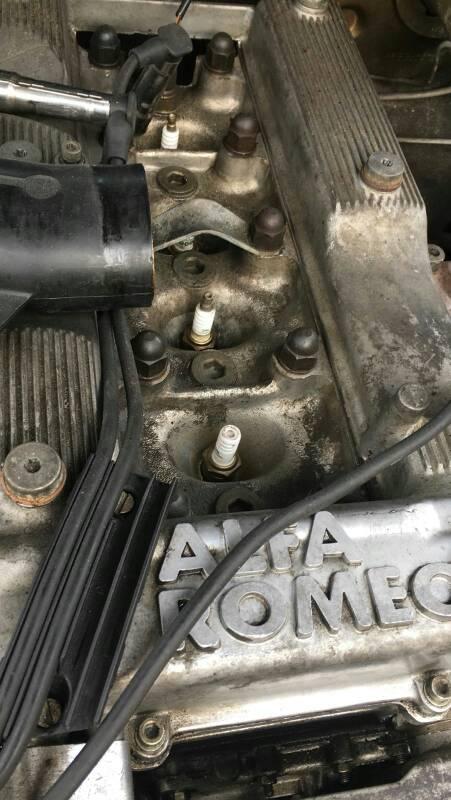 foto Motore che ogni tanto fa fatica a mettersi in moto - 1