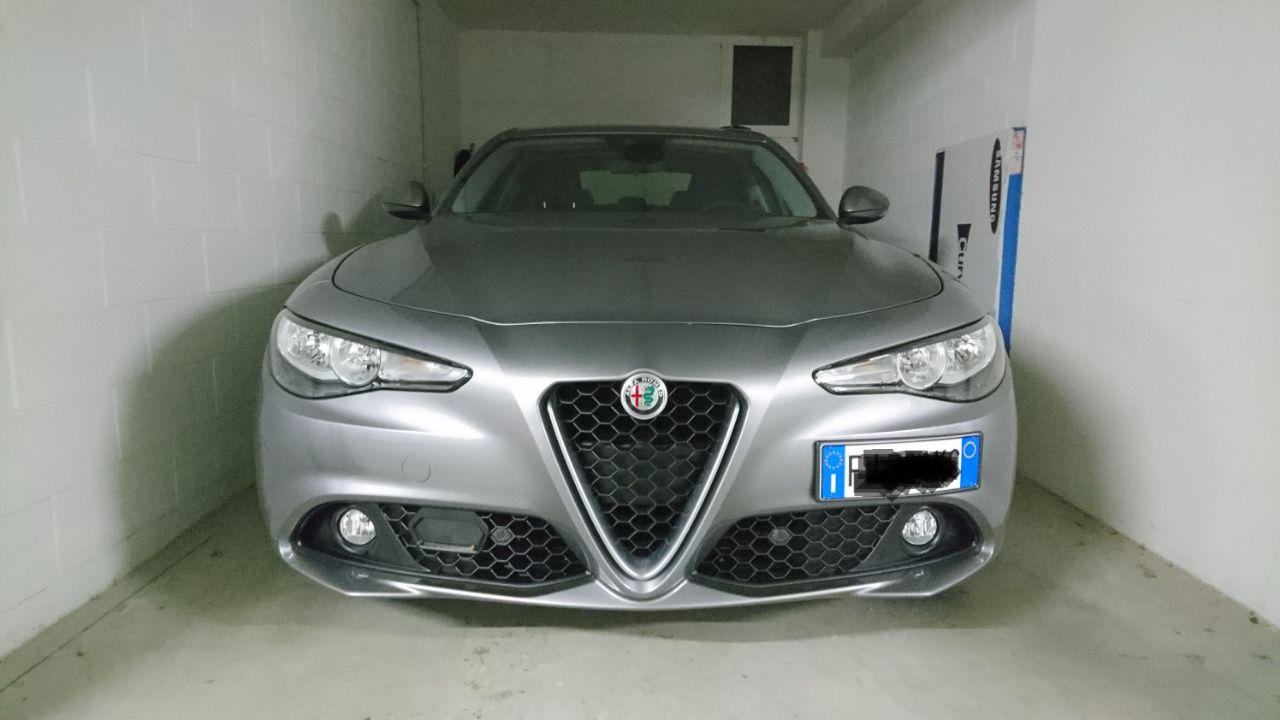 alfa romeo giulia 2 2 mjet 150cv at8 super grigio stromboli 2017 rn club alfa. Black Bedroom Furniture Sets. Home Design Ideas