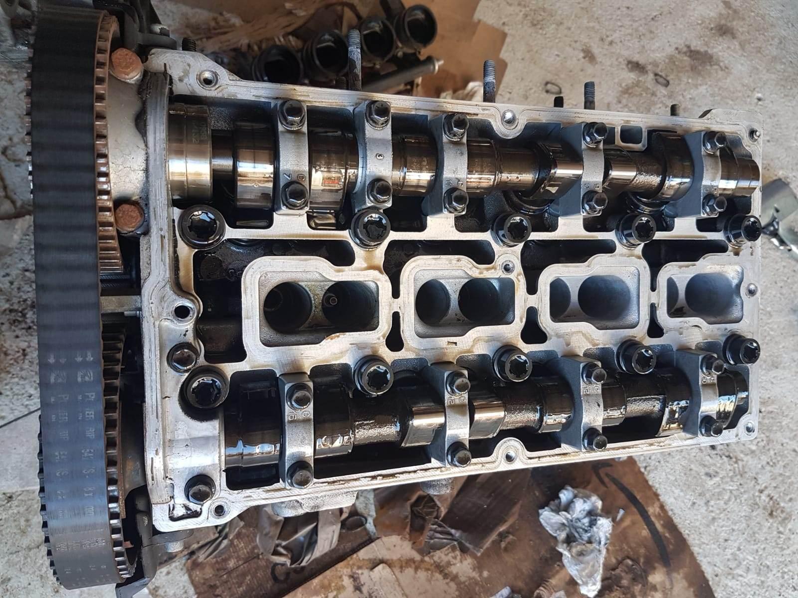 foto Consumo perdita/olio, riparare o sostituire motore? - 2