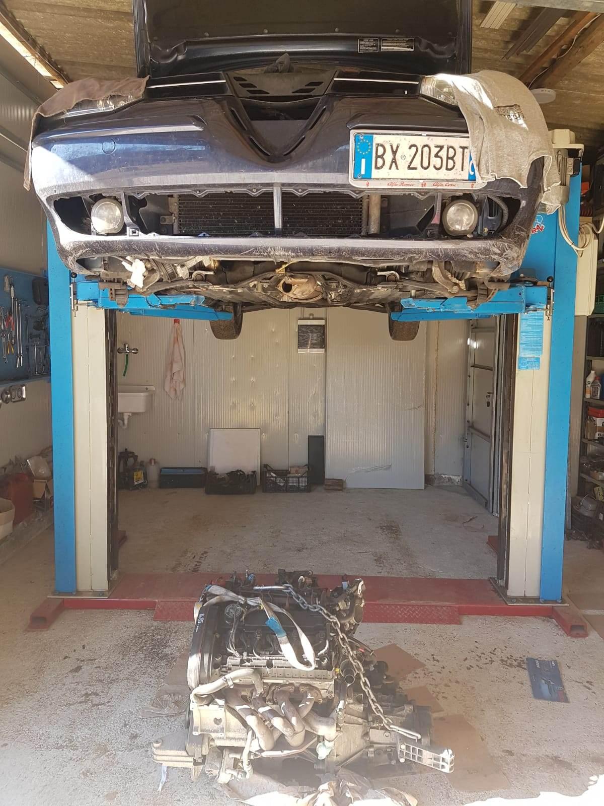 foto Consumo perdita/olio, riparare o sostituire motore? - 1