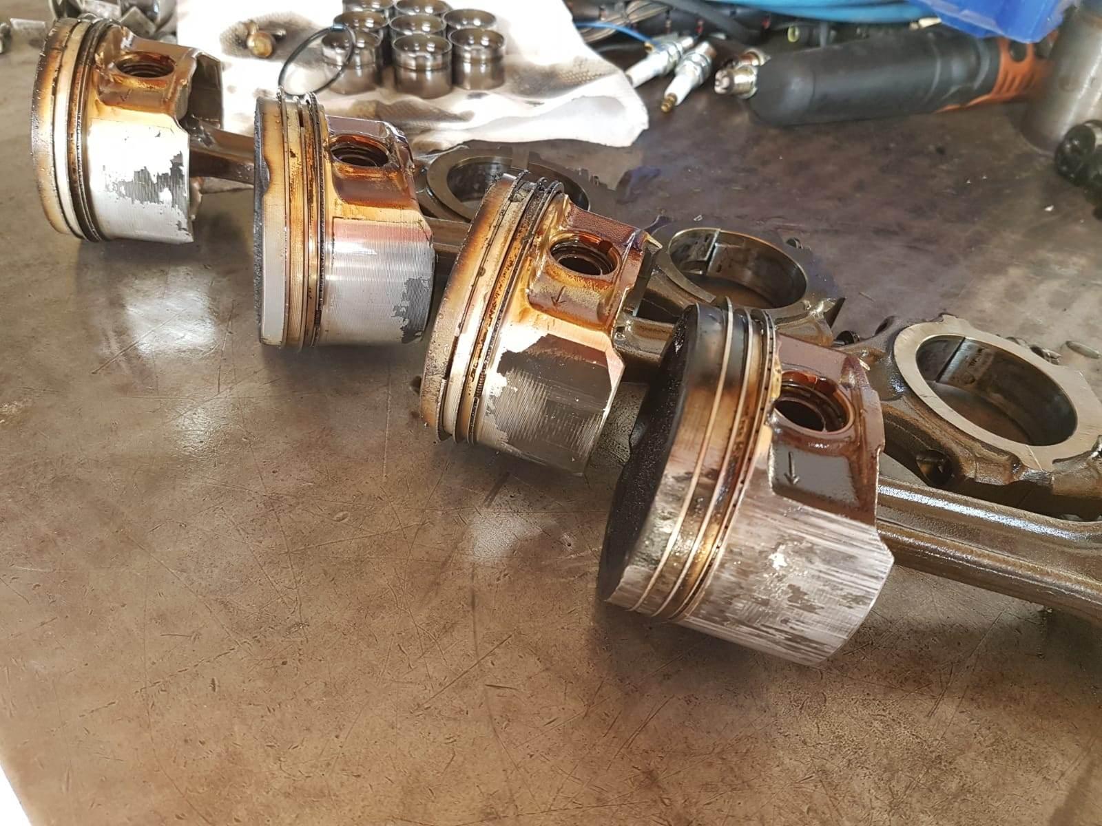 foto 156 Twin Spark - consuma abbastanza olio - 4