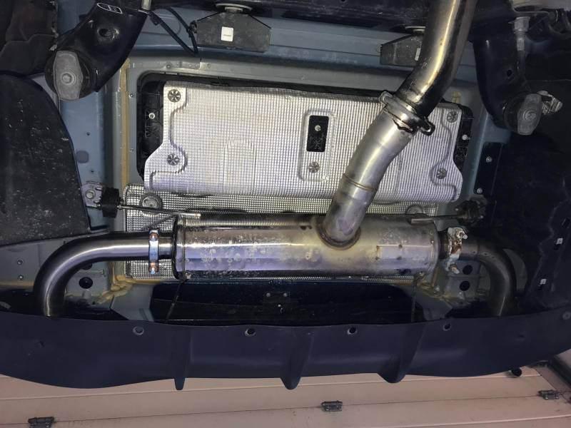 foto Prezzo marmitta 2.0Tb benzina Veloce originale - 1