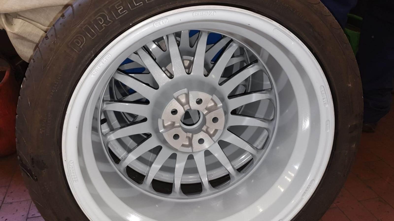 foto Alfa Romeo 156 - 2.0TS 16v 155cv - Blu Vela - 2001- VA - 4