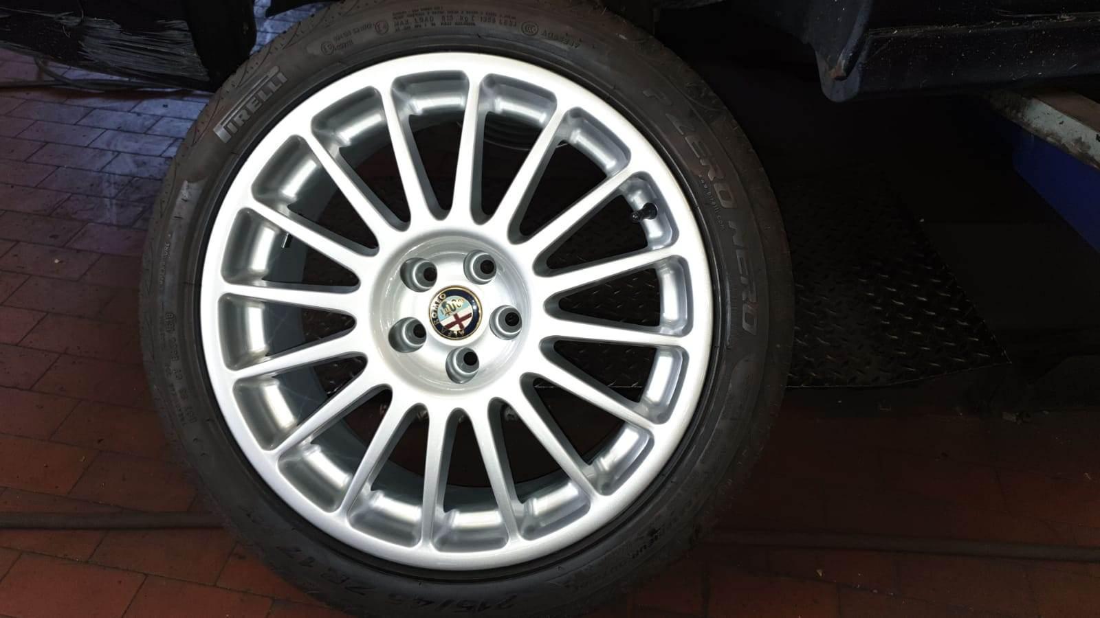 foto Alfa Romeo 156 - 2.0TS 16v 155cv - Blu Vela - 2001- VA - 5