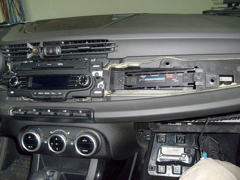foto Giulietta - Radio di serie + amplificatore - 2
