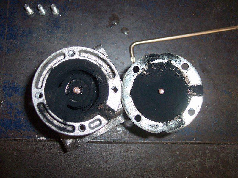 foto Pulizia valvola EGR e serbatoio recupero vapori d'olio Alfa 156 JTDm - 6