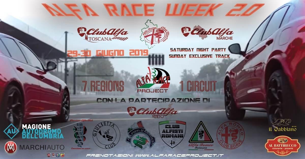 foto ALFA RACE WEEK 2.0 - 2