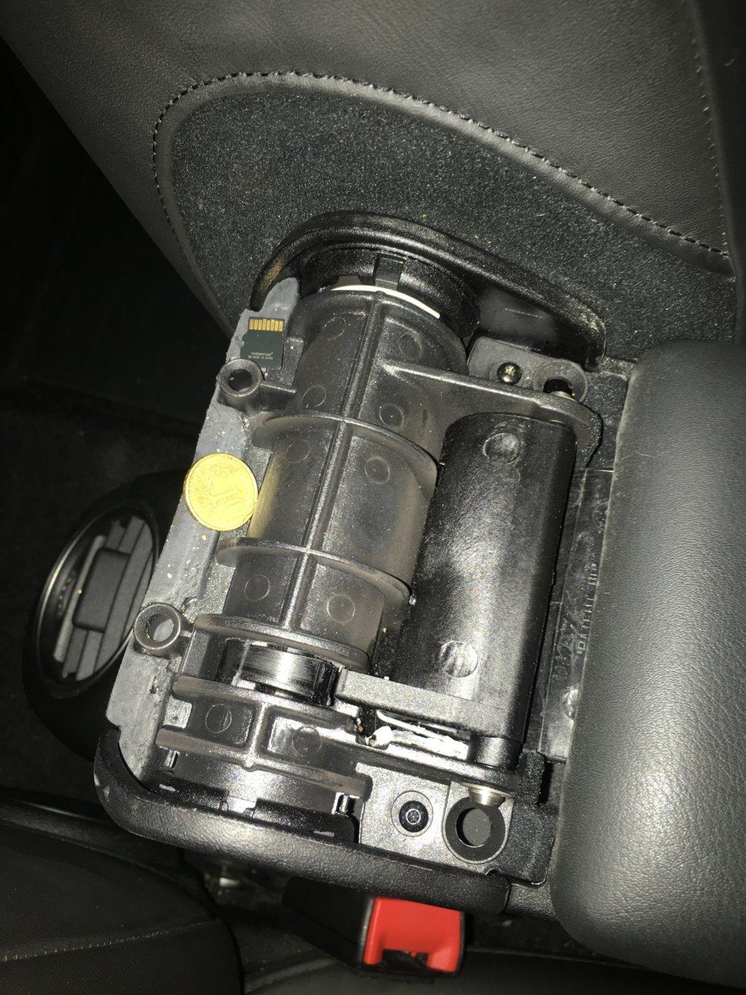 foto Giulietta - Bracciolo anteriore!! - 1