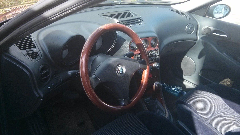 foto Alfa Romeo 156 - 1.6 ts - pack lusso - blu cosmo - 1998 - BAT - 5