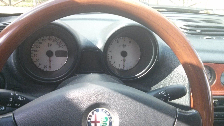 foto Alfa Romeo 156 - 1.6 ts - pack lusso - blu cosmo - 1998 - BAT - 6