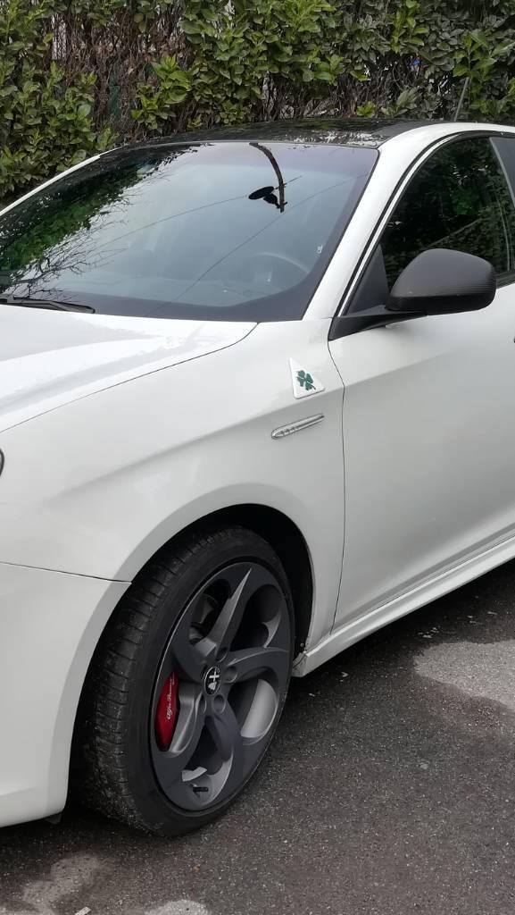 foto Scelta cerchi in lega per Alfa Romeo Giulietta - 1