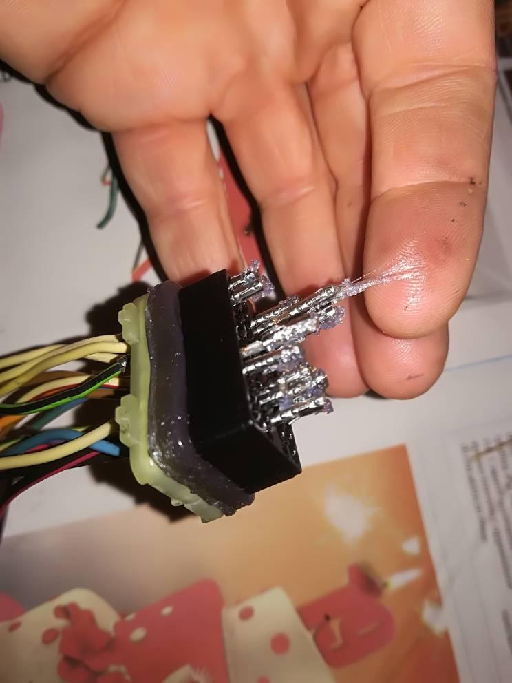 foto Problemi sulla 147 TS a GPL - 1