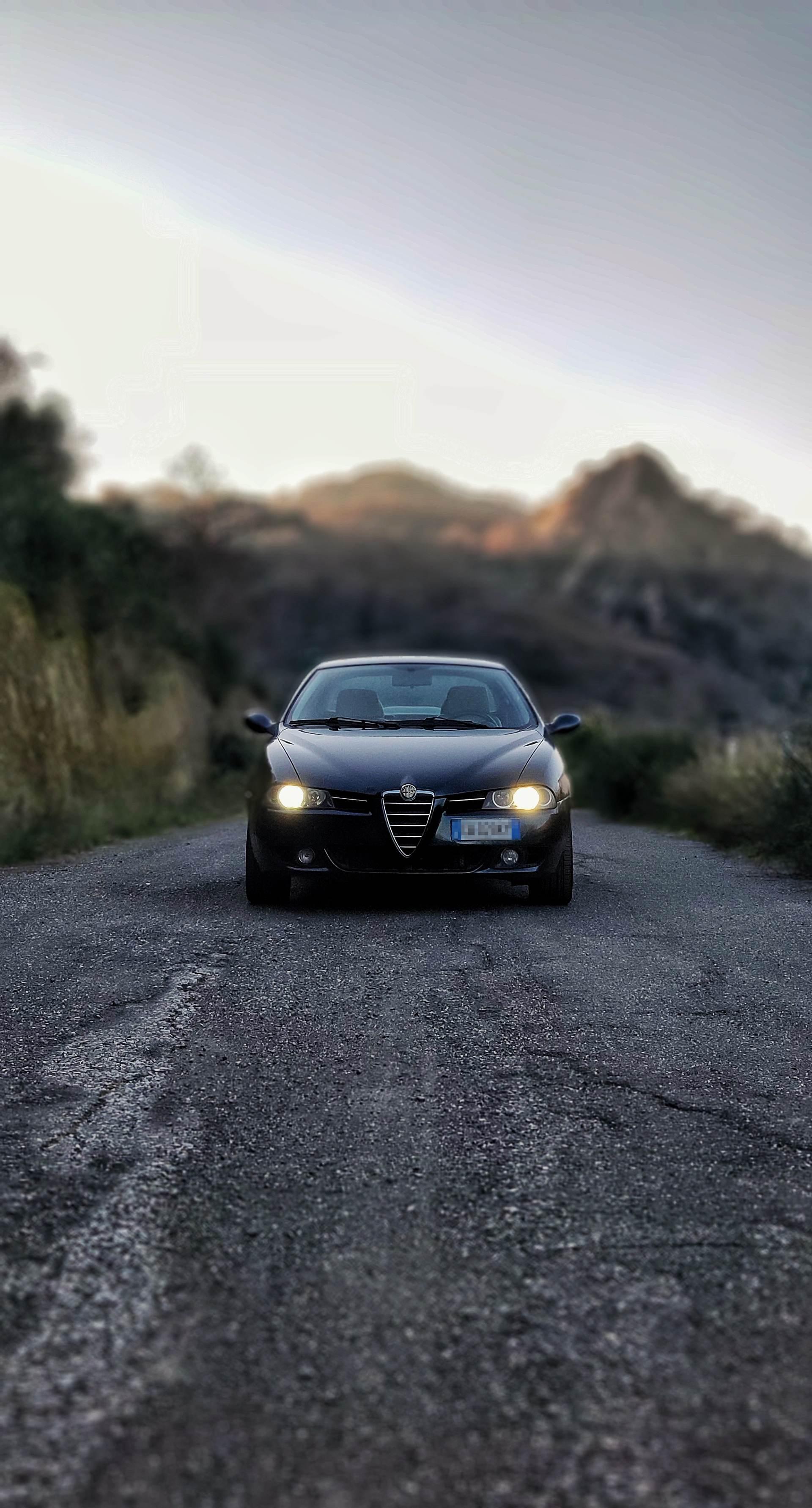foto Alfa Romeo 156 - 1.9 JTD-m 140cv - Progression - Blu Capri - 2005 - CT - 6