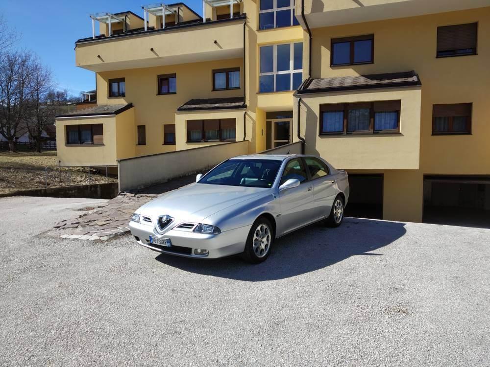 foto Alfa Romeo 166 - 2.0 V6 TB super - 1999 - grigio sterling - (CE) - 2