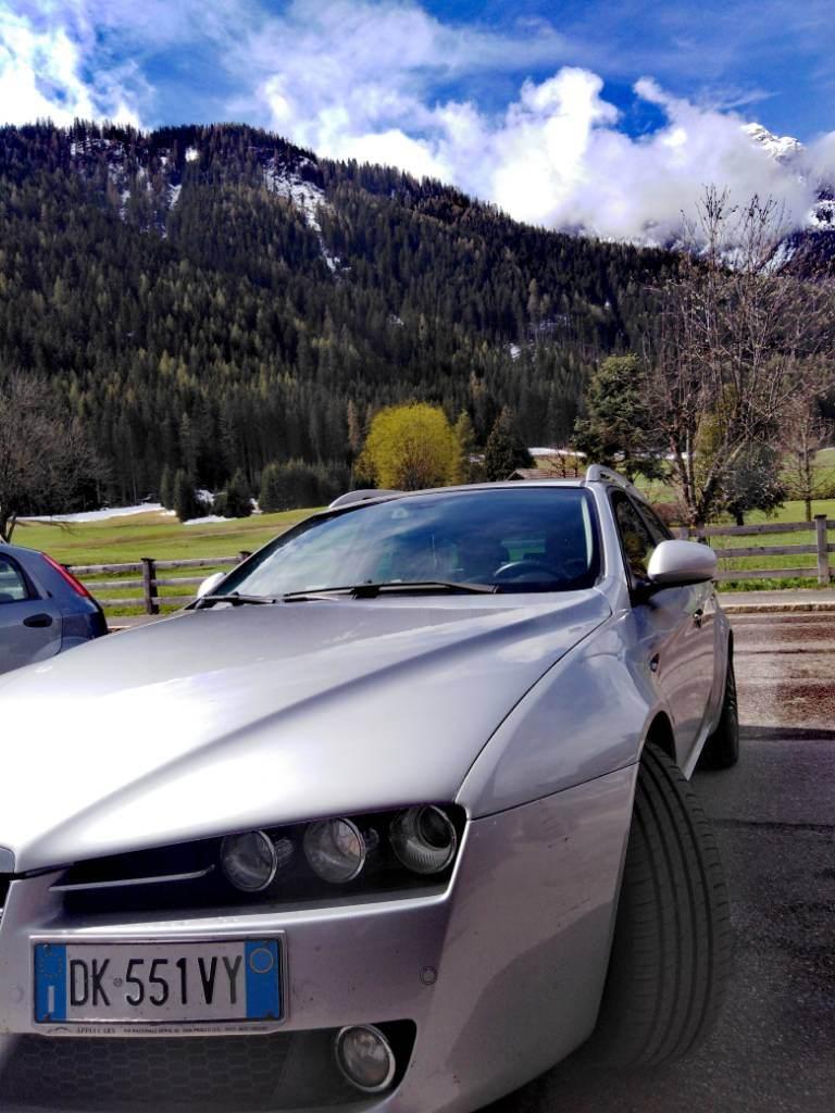 foto Alfa Romeo Brera 2400 jtdm anno 2006 210cv Como - 1