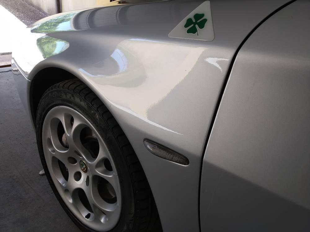 foto Alfa Romeo 166 - 2.0 V6 TB super - 1999 - grigio sterling - (CE) - 4