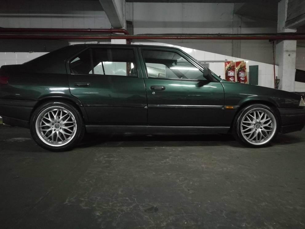 foto Alfa Romeo 33 1.7 16v Sport - 2