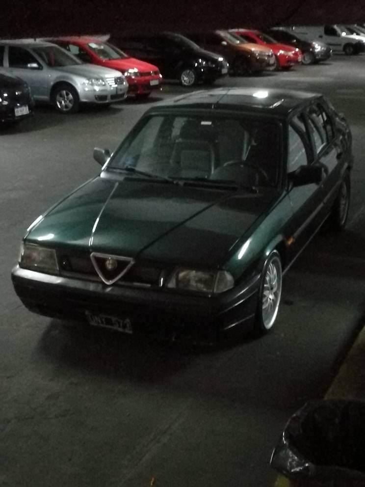 foto Alfa Romeo 33 1.7 16v Sport - 1