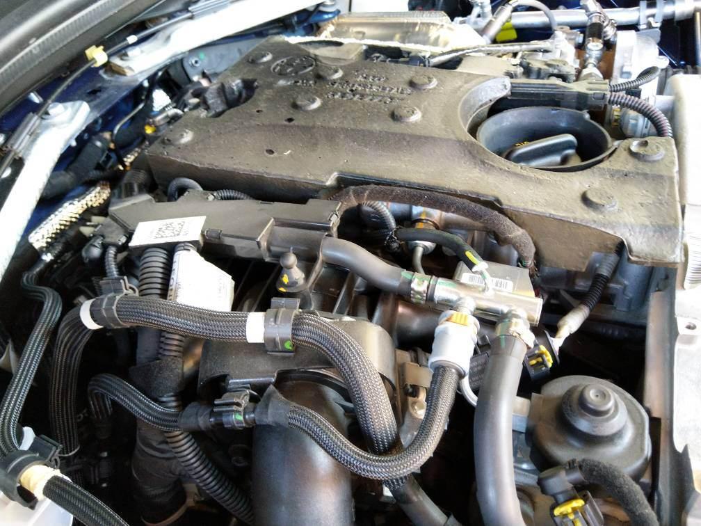 foto Descrizioni/schede vano motore Giulia diesel - 7