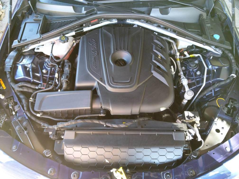 foto Descrizioni/schede vano motore Giulia diesel - 1