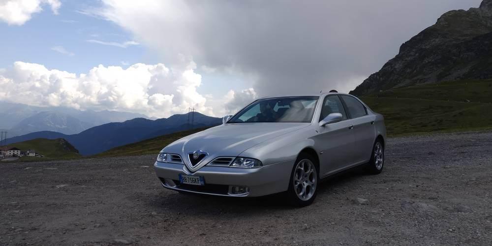 foto Alfa Romeo 166 - 2.0 V6 TB super - 1999 - grigio sterling - (CE) - 1