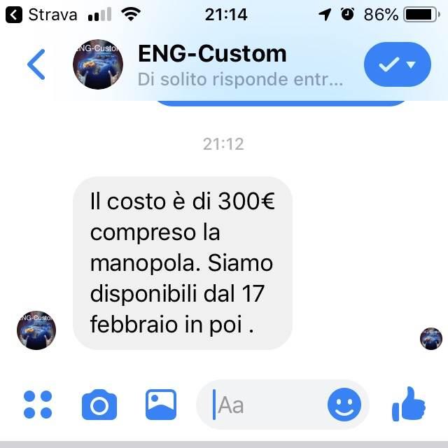 foto Disattivare controlli Elettronici Alfa Giulia - 1