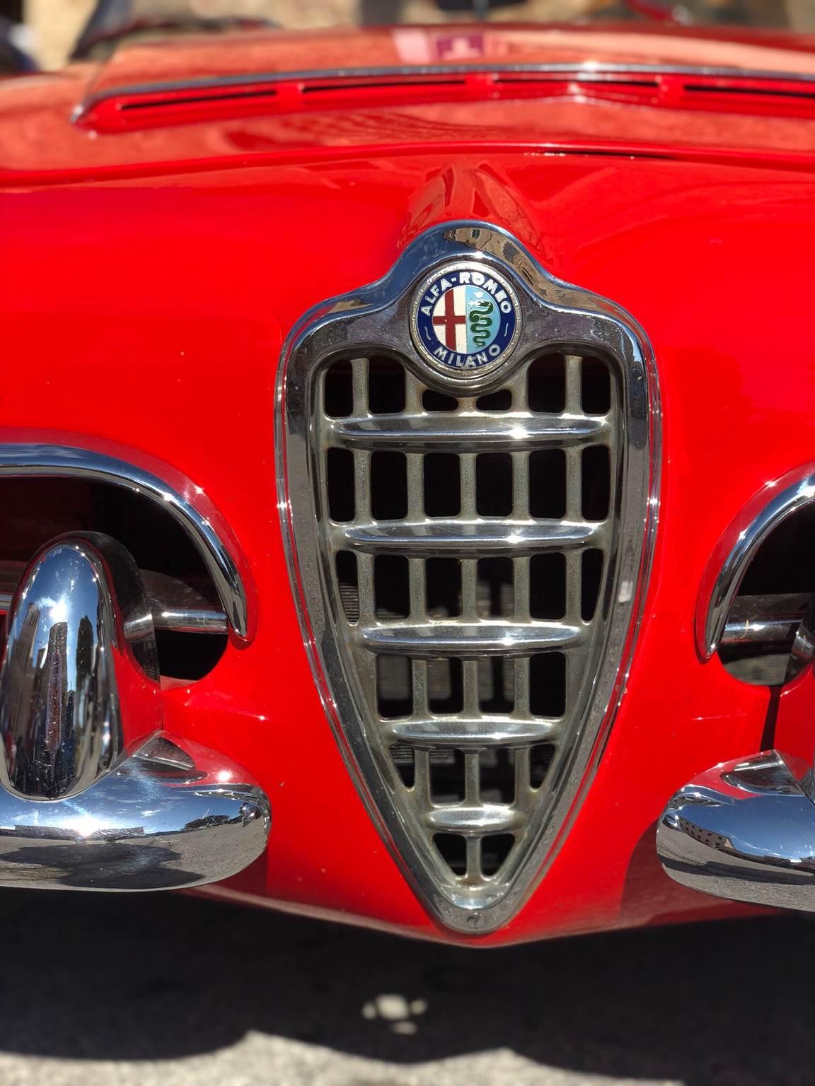 foto 5° raduno Alfa Romeo nella Vallesina 7/8 settembre 2019 - 5