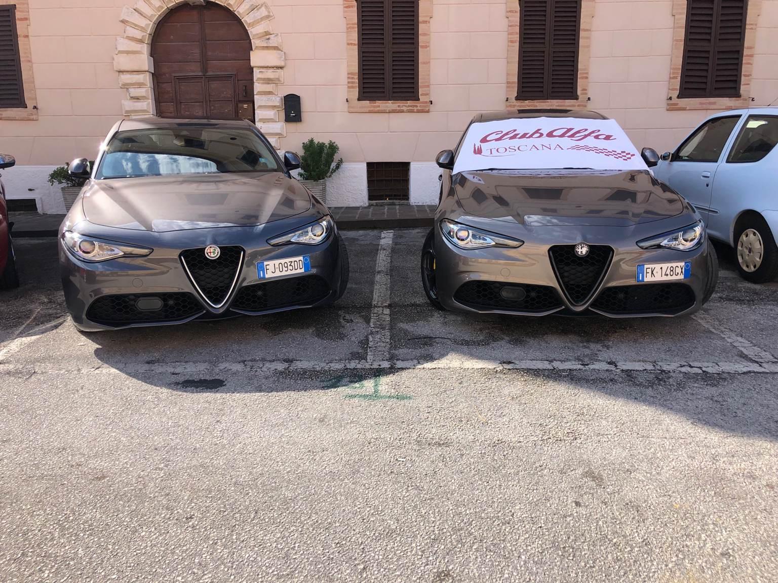foto 5° raduno Alfa Romeo nella Vallesina 7/8 settembre 2019 - 7