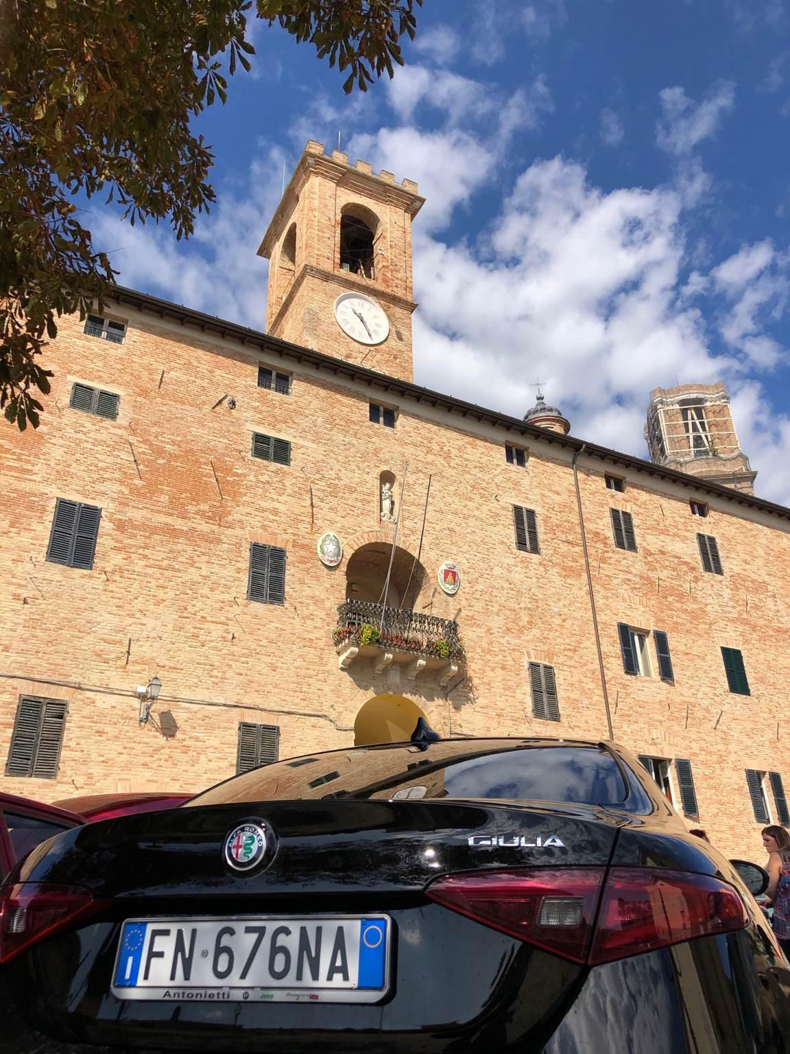 foto 5° raduno Alfa Romeo nella Vallesina 7/8 settembre 2019 - 2