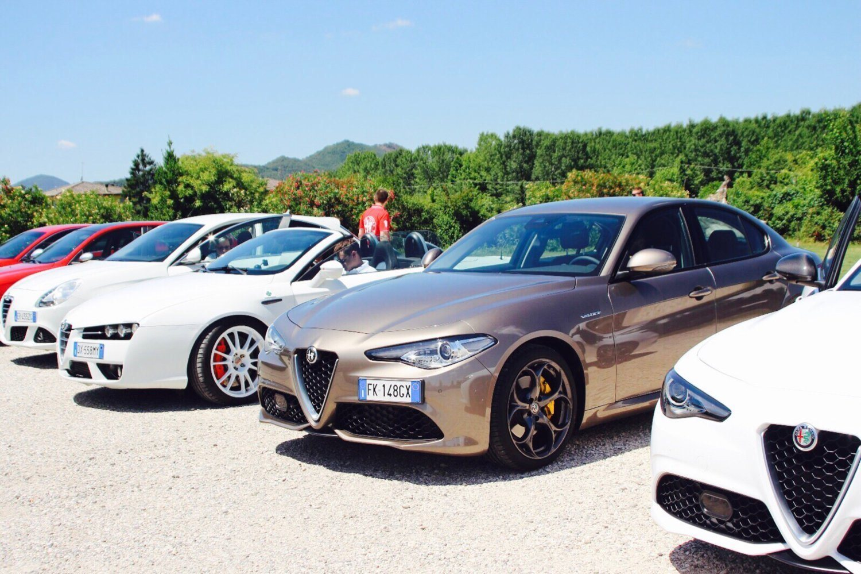 Q4 Jeep Compass >> Alfa Romeo Giulia - 2.2 mjet 210cv - AT8 - Q4 - Veloce ...