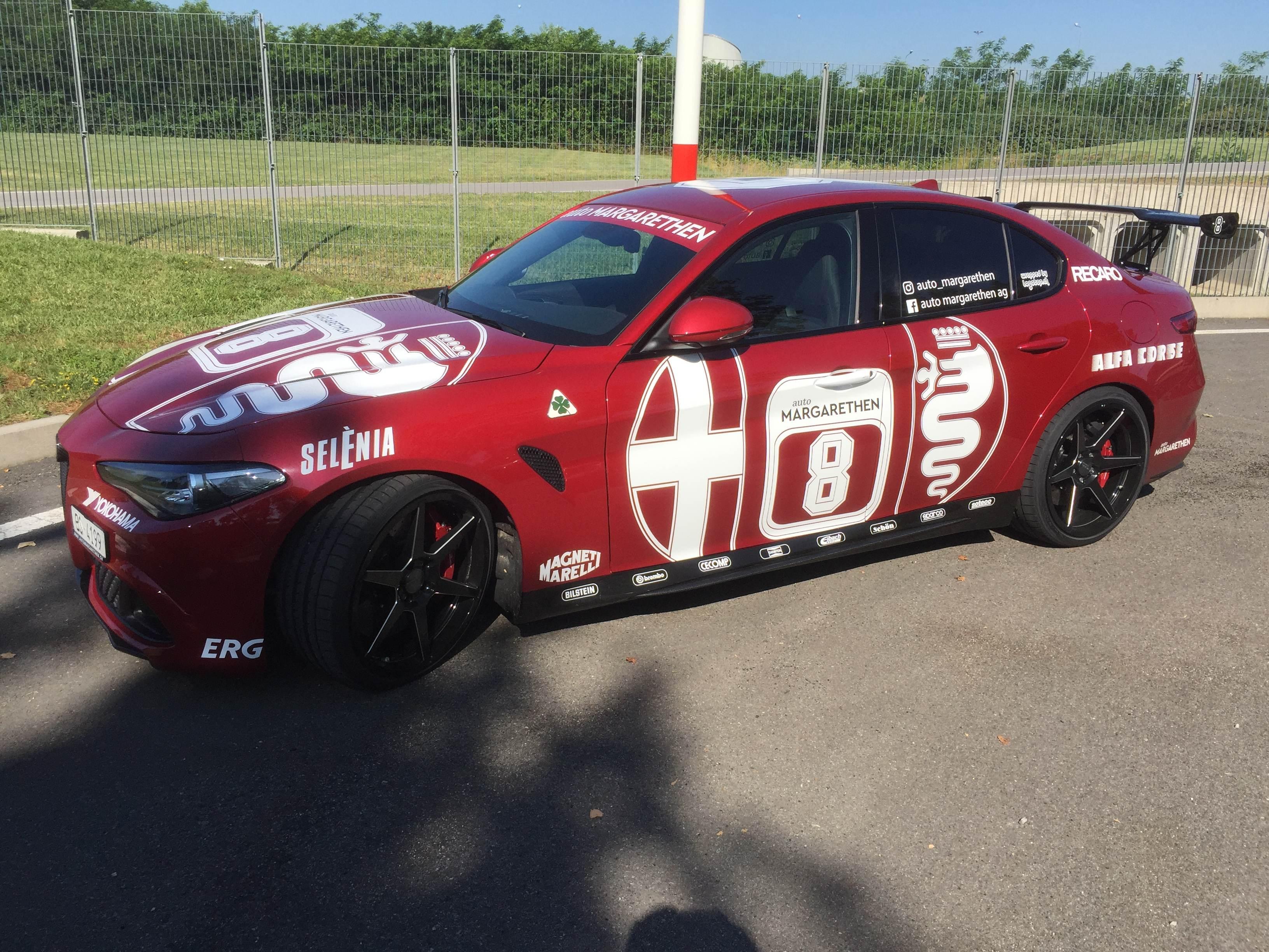 foto Alfa Romeo day 2019 - 11