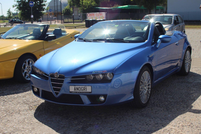 foto Alfa Romeo Spider - 3.2 jts V6 260cv - Q4 - Blu Montecarlo - 2007 - 1