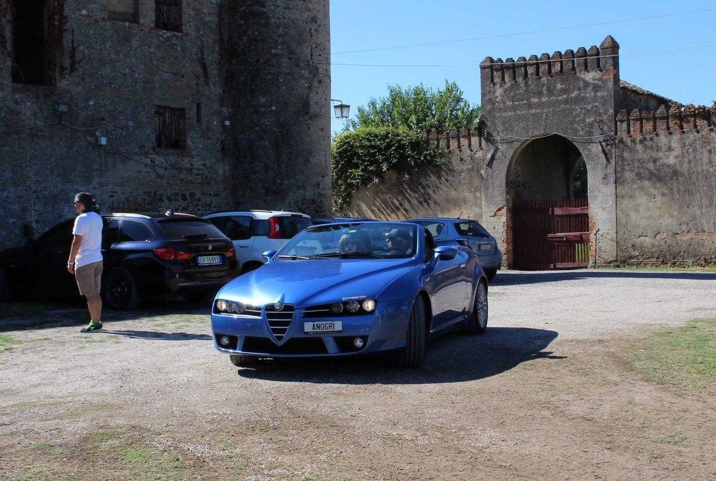 foto Alfa Romeo Spider - 3.2 jts V6 260cv - Q4 - Blu Montecarlo - 2007 - 2